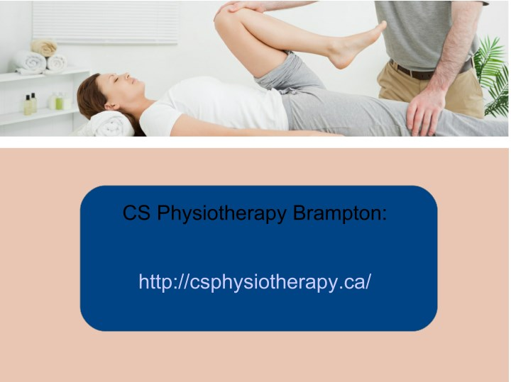 CS Physiotherapy Brampton: