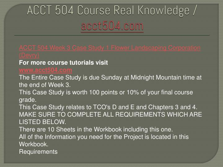 acct 504 course project 2 Acct 505 course project 2: hampton company acct 504 course project oracle and microsoft corpo acct 504 new taken final exam simple theme.