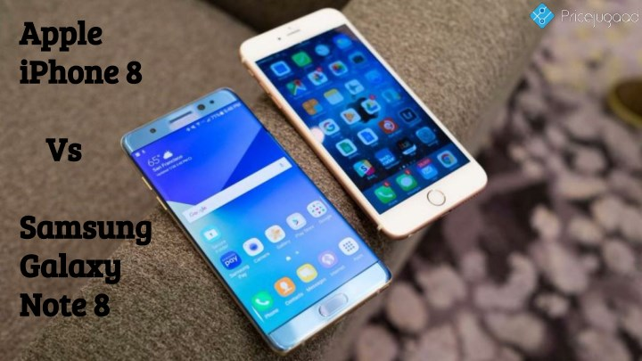 Ppt Apple Iphone 8 Vs Samsung Galaxy Note 8 Powerpoint Presentation Id 7596430