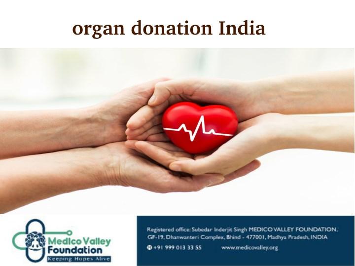 organd donation