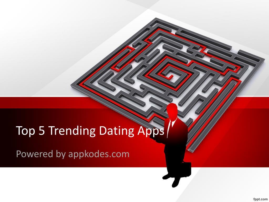 new trending dating app