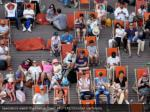 spectators watch the french open reuters
