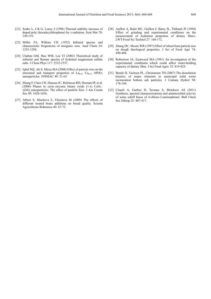 international journal of food properties pdf