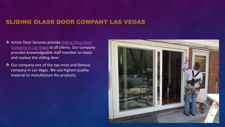 Ppt Sliding Glass Door Company Las Vegas Powerpoint Presentation