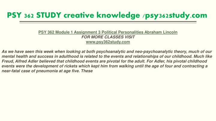 week 3 psy case study 127 A+ grade solution psy 352 week 3 stress case study 1 topic: stress and coping the purpose of the case study is to give you experience.