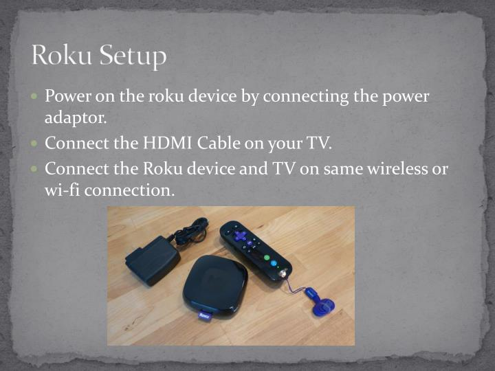 how to connect wireless keyboard to roku tv