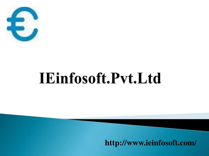 ieinfosoft pvt ltd n.