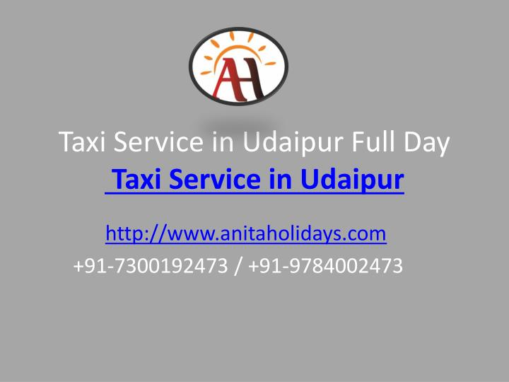 taxi service in udaipur full day taxi service in udaipur n.