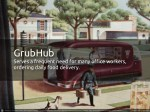 grubhub serves a frequent need for many