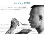 avoiding fear