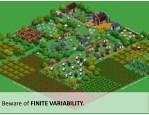 bewareof finitevariability