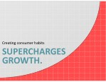 creatingconsumerhabits supercharges growth