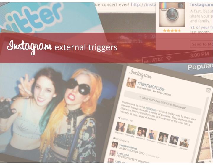 externaltriggers