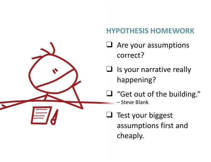 HYPOTHESISHOMEWORK