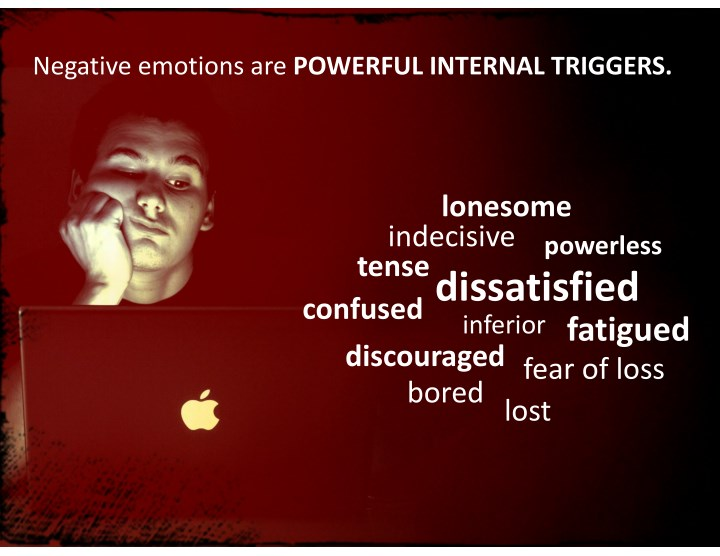 Negativeemotionsare