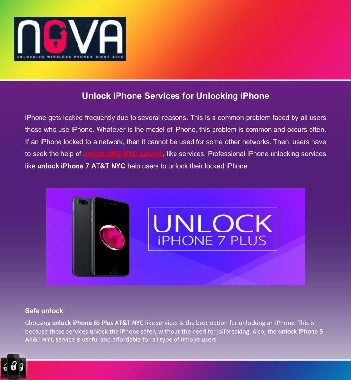 unlock iphone services for unlocking iphone n.