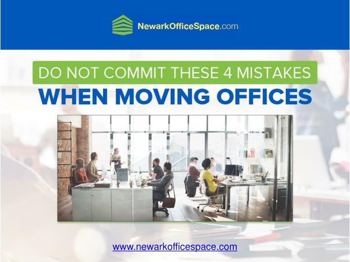 do not commit these 4 mistakes when moving offices n.