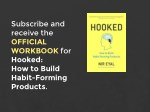 subscribe and receive the official workbook