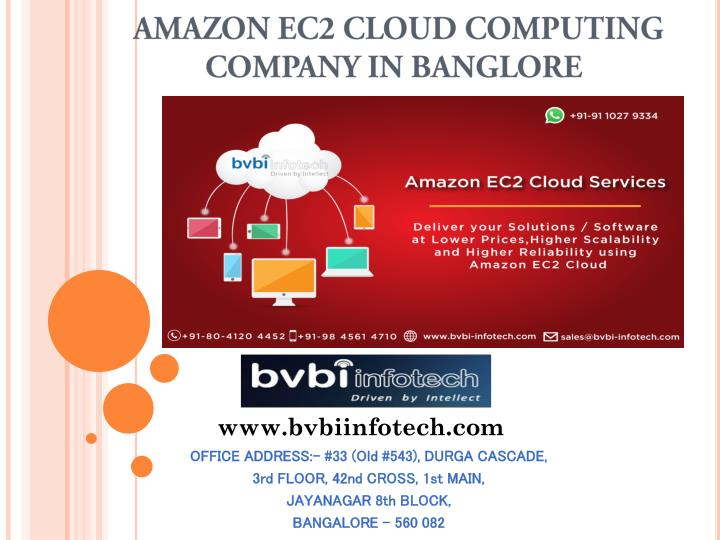 PPT - Amazon EC2 Cloud Consulting Company In Bangalore