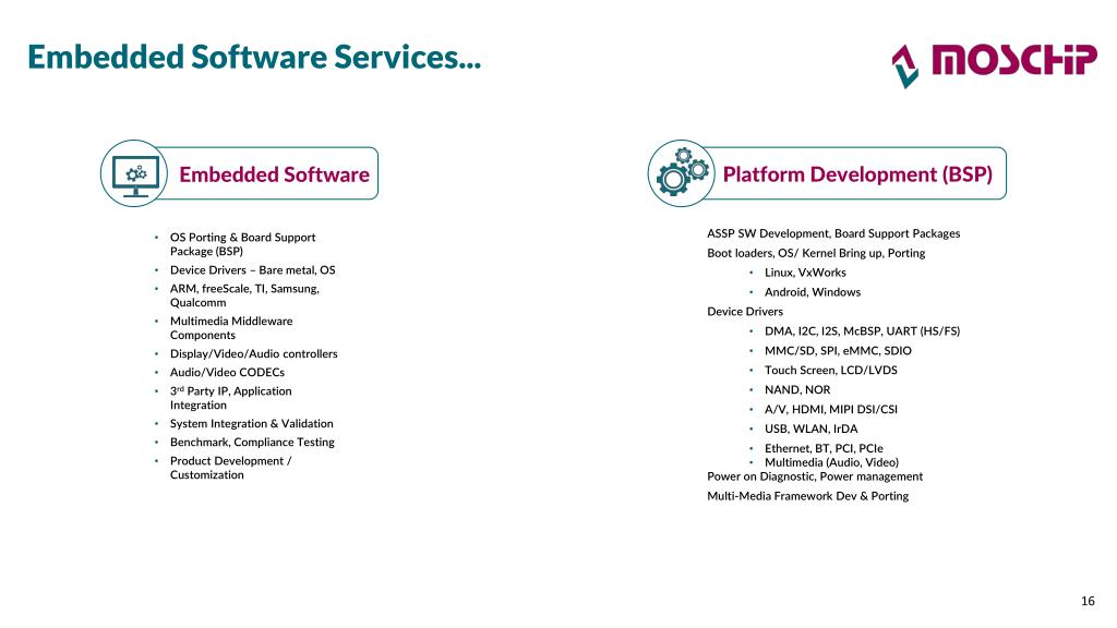 PPT - Semiconductor Design Services, IoT Solutions, IoT