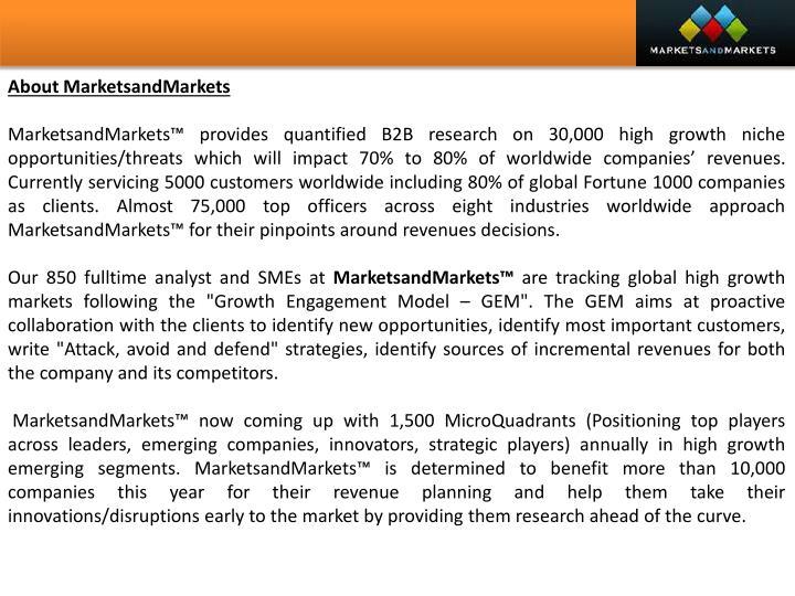 Ppt Aircraft Oxygen Systems Market Worth 4 47 Billion