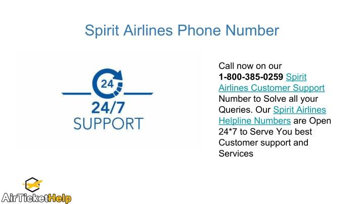 spirit airlines refund phone number