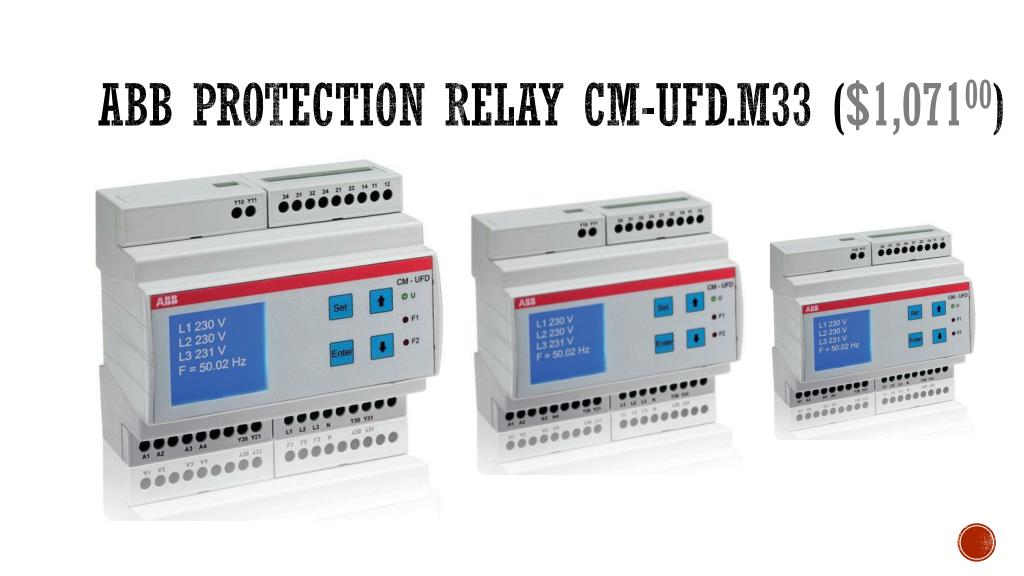PPT - Protection Relays with High Quality Standard | Solar