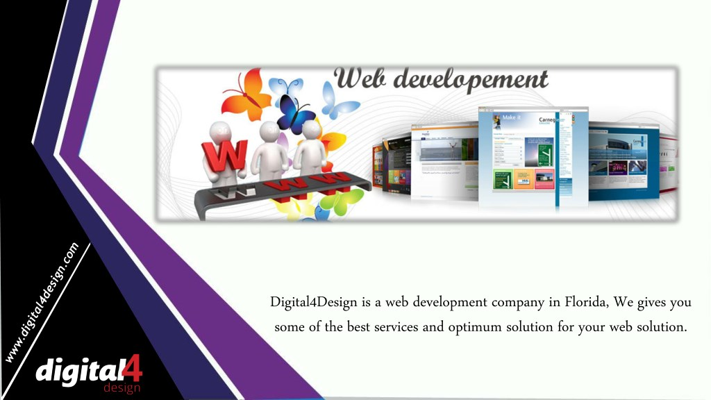 Ppt Digital4design Dependable For All Your Website Solutions Powerpoint Presentation Id 7601795