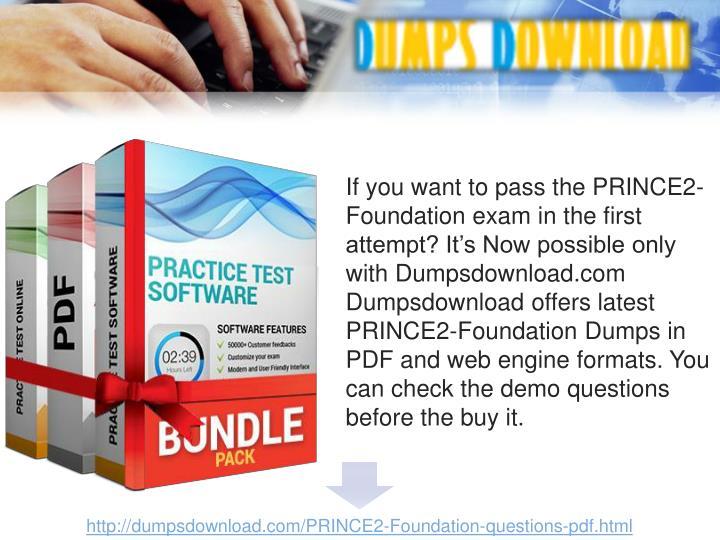 Prince2 foundation certification training ppt by sujata satpute.