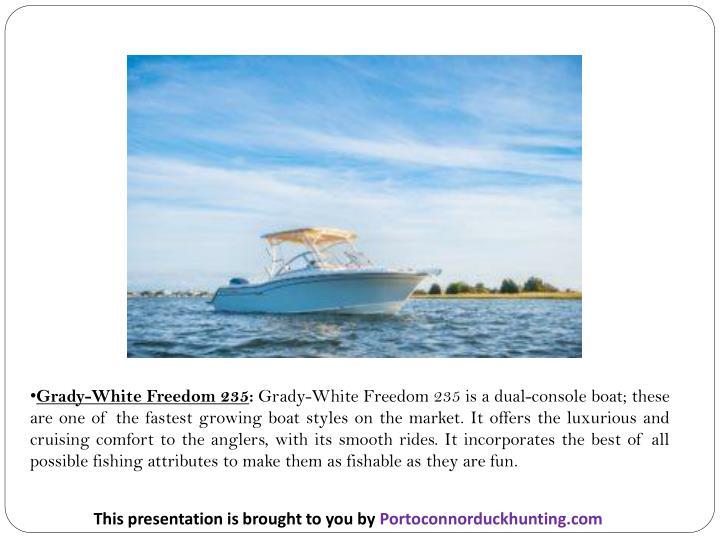 Grady white freedom 235 grady white freedom