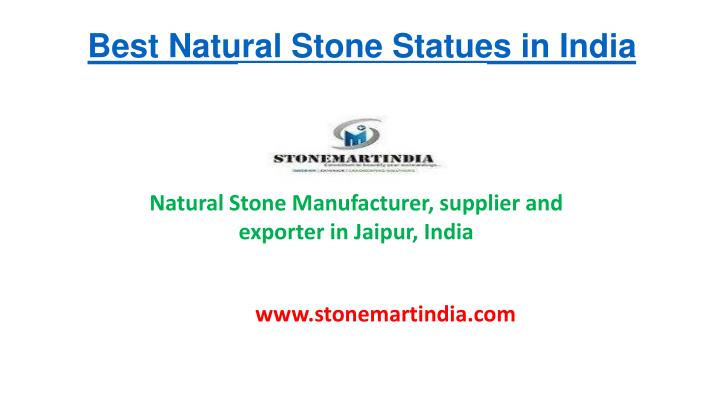 best natural stone statues in india n.
