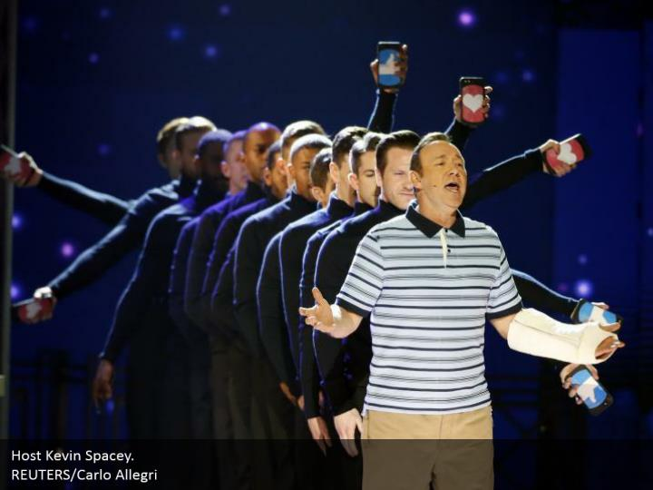 Ppt Best Of Tony Awards Powerpoint Presentation Id 7604426