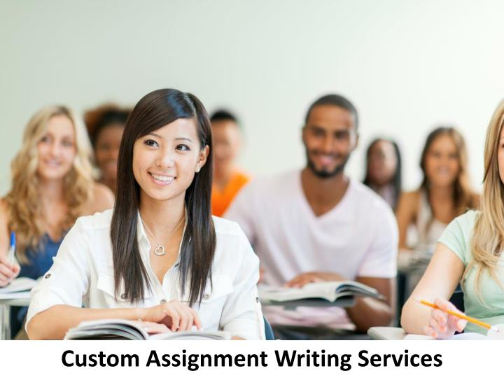 Assignment writing custom