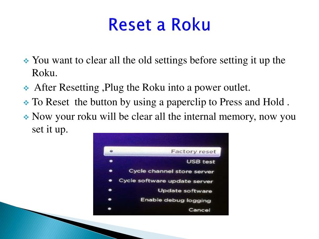 PPT - How to use Roku with HDMI Port on TV PowerPoint Presentation