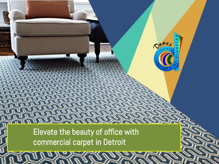 elevate the beauty of office with commercial
