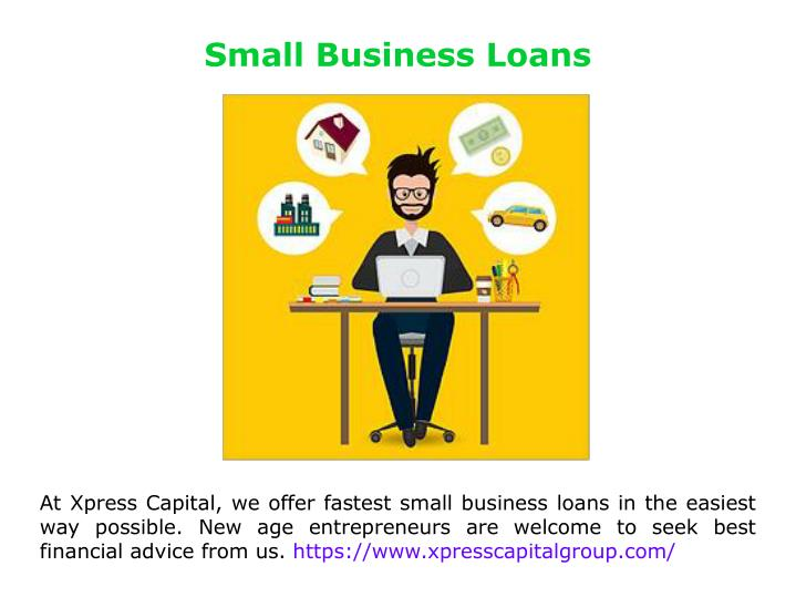 small business loans n.
