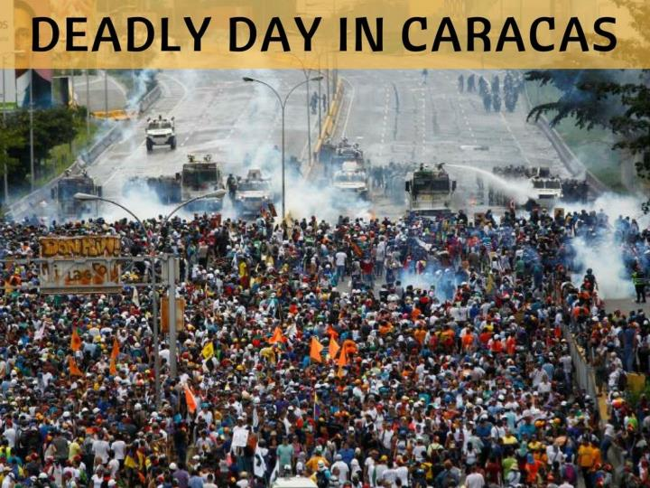 deadly day in caracas n.