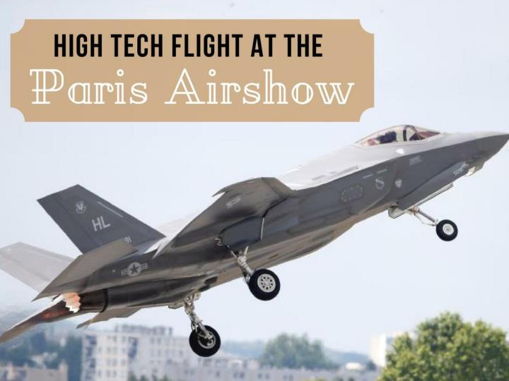 high tech flight at the paris airshow n.