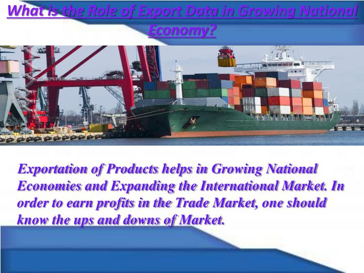 economic growth export or consumption what Service export sophistication  and economic growth  service export sophistication and economic growth  have become a final export for direct consumption.