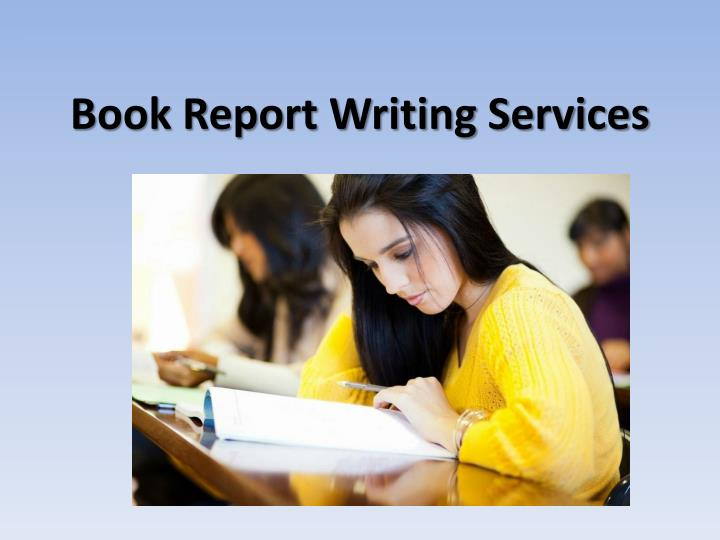 Book report services