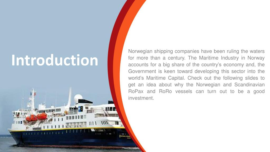 Ppt - 5 Reasons To Invest In Ropax And Roro Vessels Powerpoint Presentation