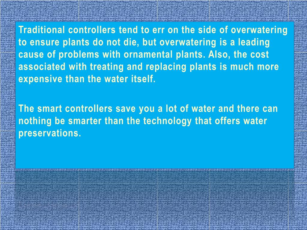 PPT - Everything You Need To Know About Smart Irrigation