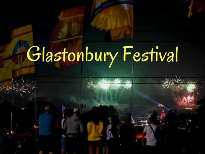 glastonbury festival n.