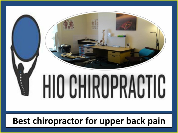the best family chiropractic clinic n.