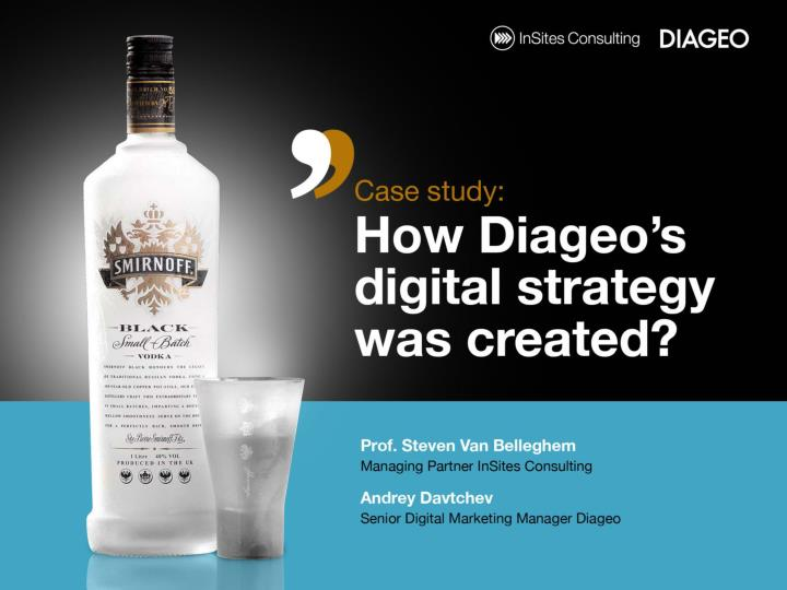 diageo presentation The united kingdom is an island nation surrounded by the atlantic ocean, the north sea and the english channel england and wales were united in 1536 the addition of scotland in 1707 created great britain, renamed the united kingdom in 1801 when ireland was added spirits have experienced 10.