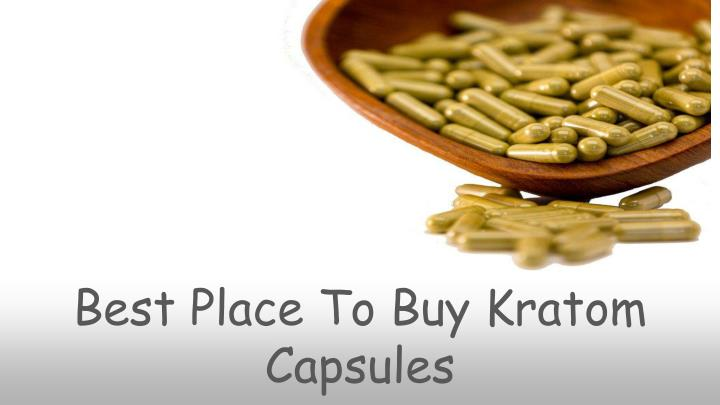 best place to buy kratom capsules n.