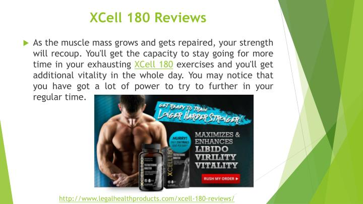 xcell 180 reviews n.