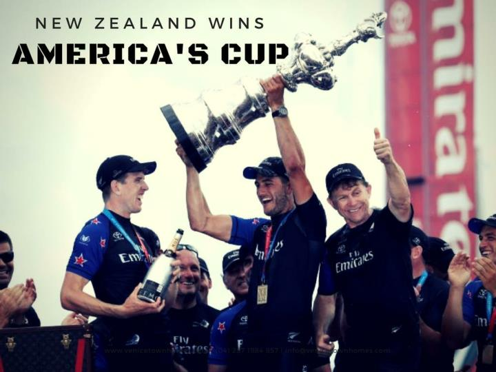 new zealand wins america s cup n.