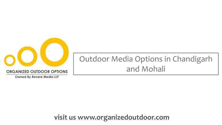 outdoor media options in chandigarh and mohali n.