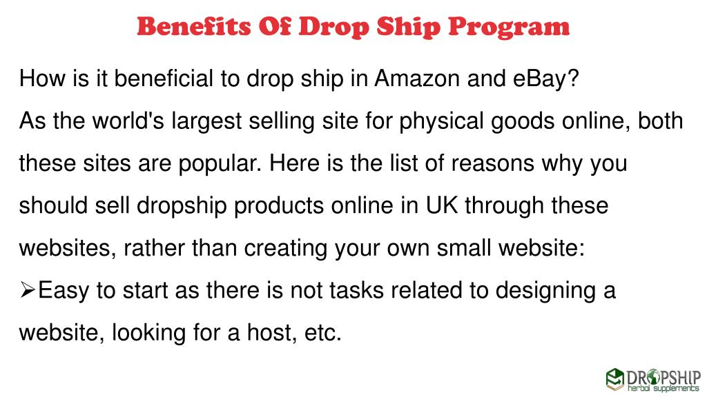 PPT - How to Sell Dropship Products Online on Amazon and
